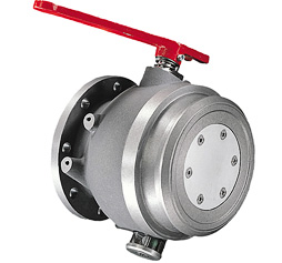 Road Tanker Light-Weight Bottom Loading Valve