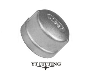Фитинг тип CB — заглушка с круглым профилем с внутренней резьбой BSPP